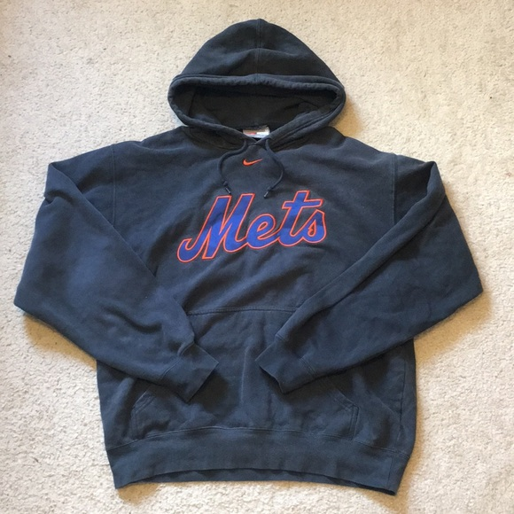 the best attitude 17d5e ce218 New York Mets Nike Hoodie